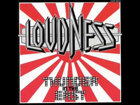 Loudness: Crazy Nights [HQ]