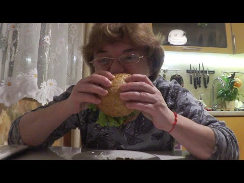 Не рецепт / Гамбургер / Муж на кухне / ГамбурБобы / Видео от 20 февраля :) 23.03.2018