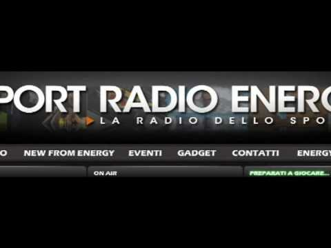 Sport Radio Energy, Balotelli-Arsenal-Inter, Milan-Caceres, Lazio-Barrera