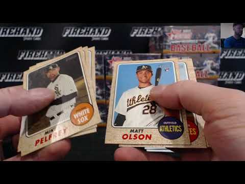 2017 Topps Heritage High Numbers Baseball Case PYT #2 ~ 9/18/17
