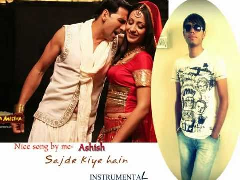 Bollywood Instrumental Song- Sajde kiye hain..By- ASHISH