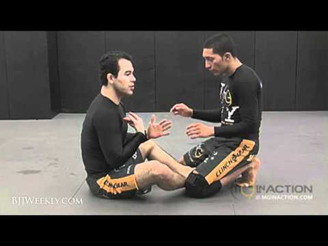 Marcelo Garcia - Butterfly Sweep from Open Guard - BJJ Weekly #069 Image 1