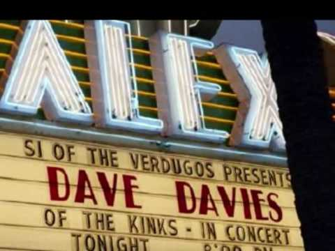 Dave Davies - The Blues/See My Friends (Live)