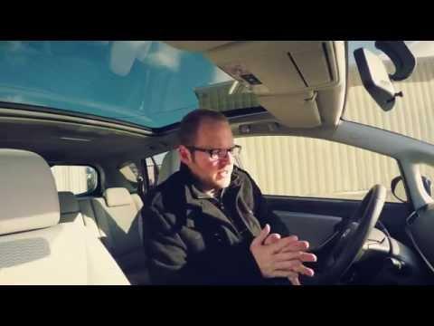 Toyota Verso 2015 Test [VLOG]