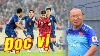 Thầy Park đi nước cờ cao tay phát hiện tham vọng của Thái Lan