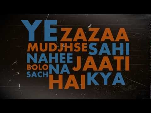 Khoya (o Khuda) Lyric Video video