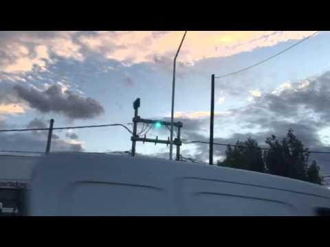 Video: explotó un transformador y dejó sin luz a parte de Godoy Cruz