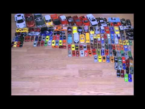 Updated car collection with a twist
