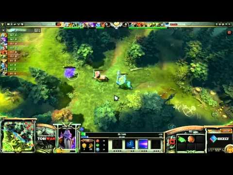 Kaipi vs Artyk Gaming Game 1   The Defense 4 DOTA 2   TobiWan
