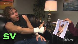 Dean Ambrose funniest moments