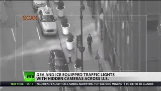 Big Brother is Watching: DEA & ICE Hiding Cameras in Streetlights