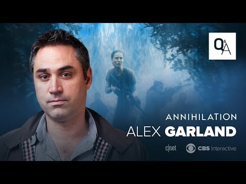 'Annihilation' Director Alex Garland Chats With CNET About The Upcoming Film