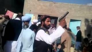 Dangerous firing video