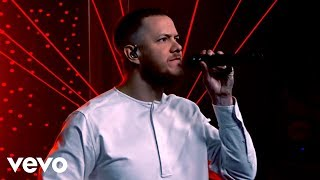 download lagu Imagine Dragons - Believer Jimmy Kimmel Live/2017 gratis