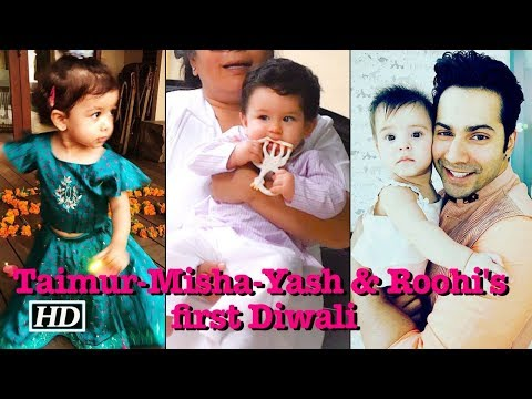 download lagu Taimur-misha-yash & Roohi`s First Diwali gratis