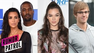 Kanye FURIOUS Over Kim's Unedited BUTT Photos? Hailee Steinfeld DISSES Justin Bieber? (RUMOR PATROL)