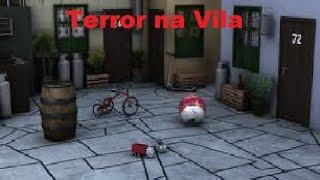 Jogo de terror Dream Fallen vila do chaves