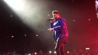 The Weeknd Reminder LIVE Stockholm 17 2 17