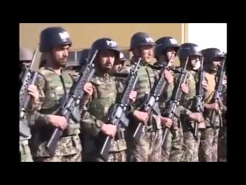 MUST SEE! Afghan National Army 2016 BEST ARMY