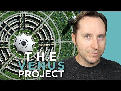 The Venus Project And The Resource-Based Economy   Answers With Joe