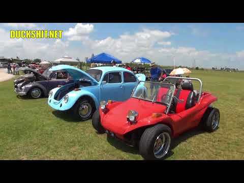 VW Show - Trip to the Ship 2018