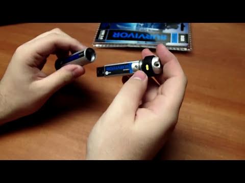 Corsair Survivor 8GB USB 3.0 Flash Drive Review @BrinkPC