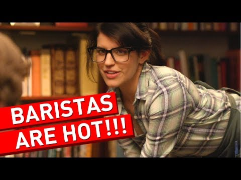Baristas Are The Ultimate Male Fantasy video