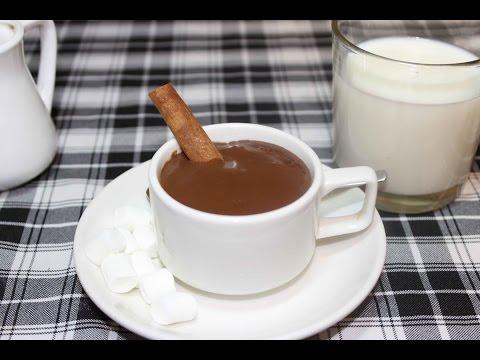 Итальянский горячий шоколад