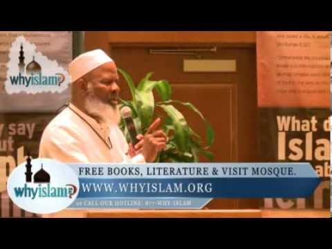 Imam Siraj Speaks on Farrakhan and W.D. Mohammad