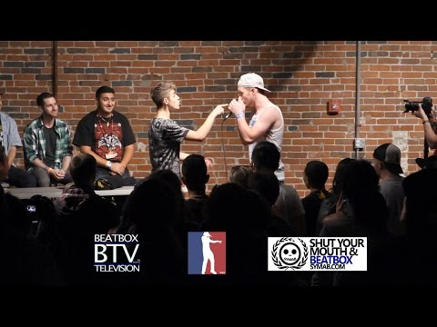 Napom Vs Villain   Finals - Midwest Beatbox Battle 2014 video