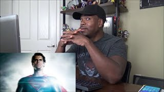 IS HENRY CAVILL BEING REPLACED AS SUPERMAN?!!