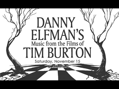 Danny Elfman's Music From The Films of Tim Burton Comes To Columbus