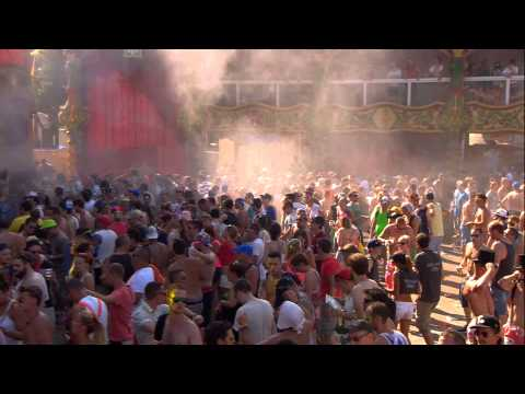 Tomorrowland 2014 | John Digweed video