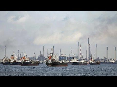 Oil prices rise to $57 as Iran talks drag on