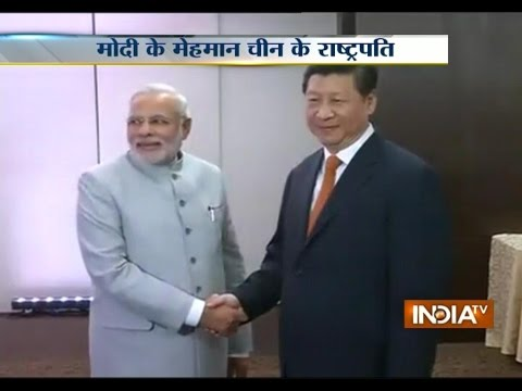 Chinese President Xi Jinping begins three-day India visit today