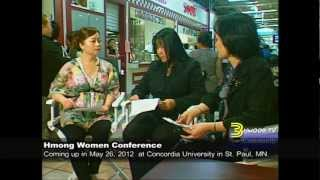 3Hmoob TV - Hmong Women Conference 2012