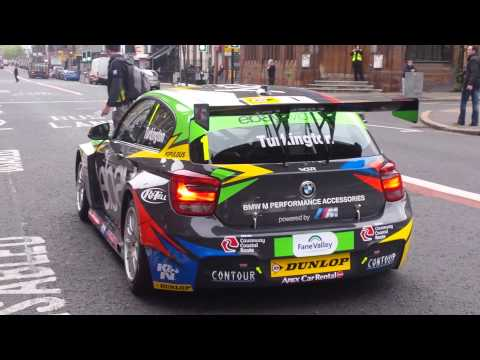 COLIN TURKINGTON in Belfast