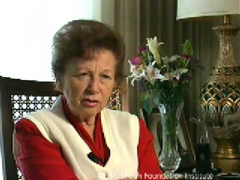 Holocaust Survivor Mira Shelub Testimony