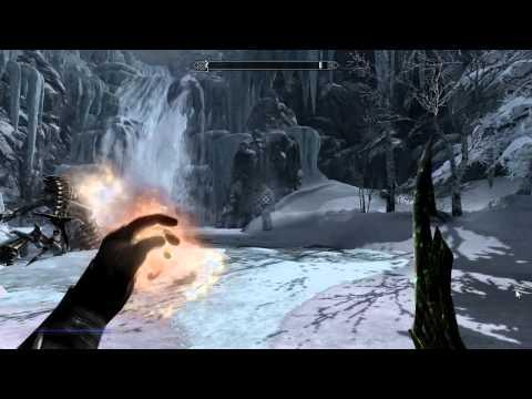Ледяные великаны [Парагоны] SKYRIM Dawnguard.