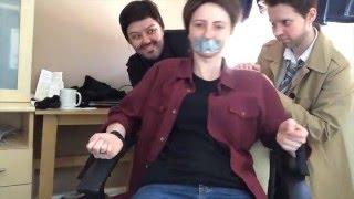 Supernatural Cosplay - Crowley, Dean and Cas - Paparazzi (CMV)
