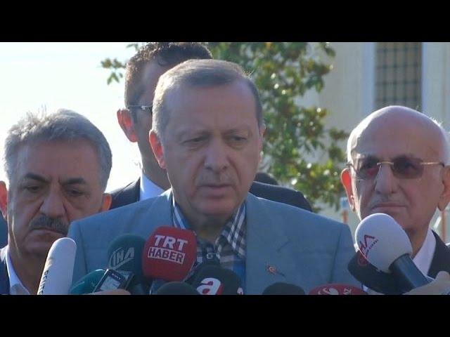 Erdogan says Arab demands on Qatar are 'against international law'