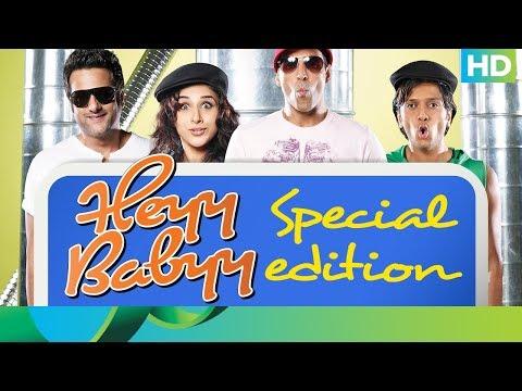 Heyy Babyy | Special Edition | Akshay Kumar, Vidya Balan, Fardeen Khan & Riteish Deshmukh