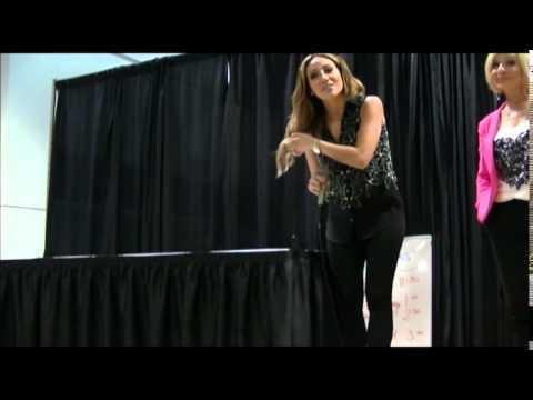 Melissa Gorga @ Tampa Home & Garden Show 2014