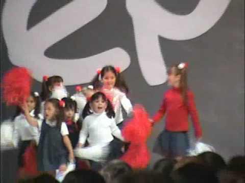 Desfile EPK - Quinta Esmeralda 2008