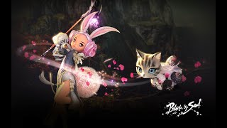 Blade and Soul Outlaw Island Solo Dg [Summoner EU]