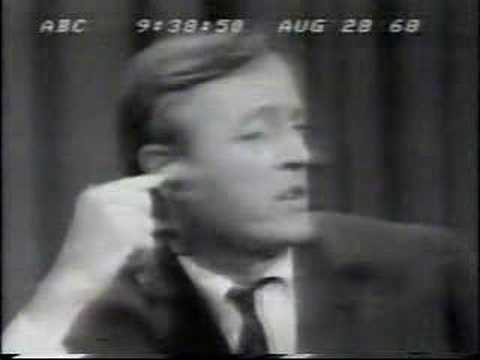 William Buckley Vs Gore Vidal