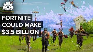 How Fortnite Makes Money | CNBC