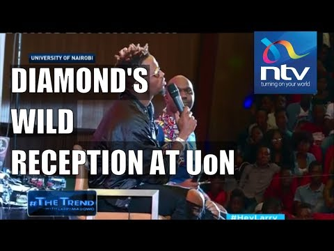 From Tandale to the rest of the World, Diamond Platnumz is not done yet #theTrend