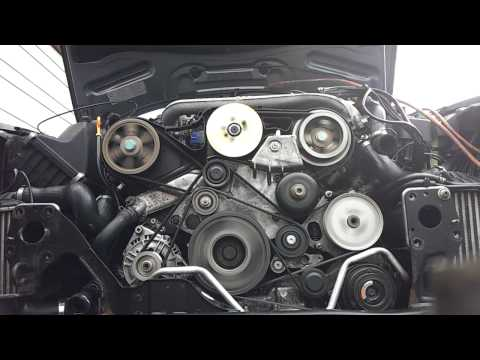 audi a4 2 5 tdi engine belt repair how to make do. Black Bedroom Furniture Sets. Home Design Ideas