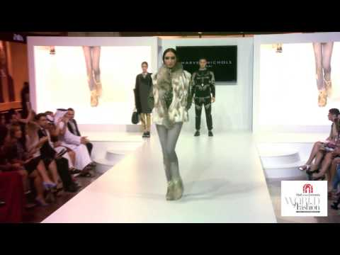 Harper's Bazaar Arabia , World Of Fashion Opening  - OCT 15, 2014